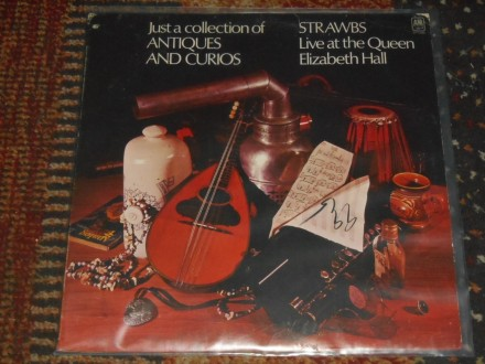 strawbs - just a collection ...(US 1,pres promo) 5/5-