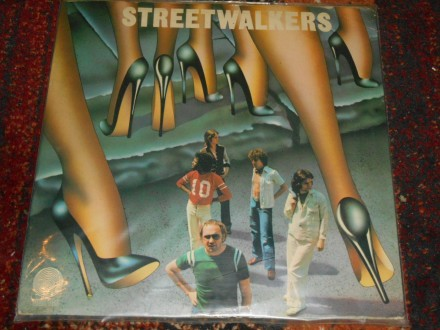 streetwalkers - downtown flyers (UK 1.pres)
