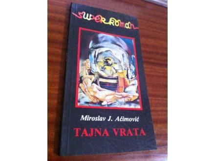 tajna vrata miroslav acimovic