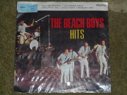 the beach boys - hits  EP MINT !!!