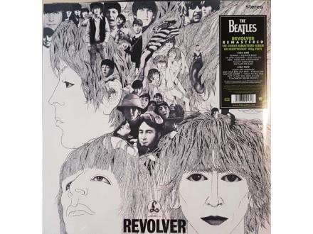 the beatles - revolver - lp