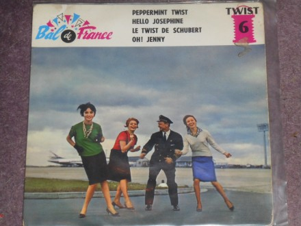 the kings of twist  6 - pepermint twist EP(france) 5/5