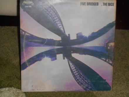 the nice - five bridges (UK 1,pres) 4+/4+