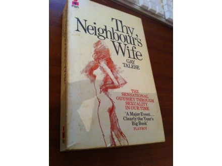 thy neighbours wife gay talese