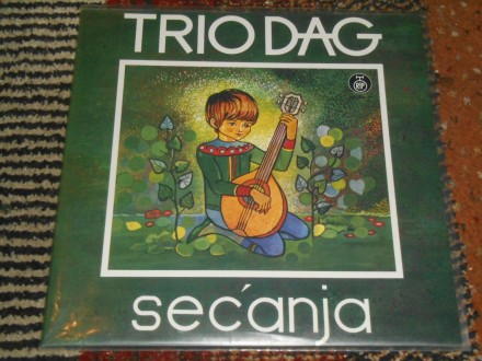 trio dag - sećanja (austria RE) MINT !!!