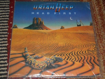 uriah heep - head first MINT !!!
