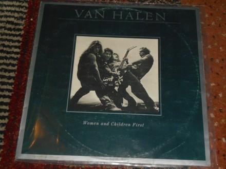 van halen - women and children first 5/5