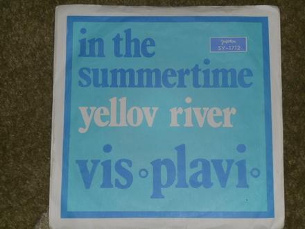 vis plavi - in the summertime