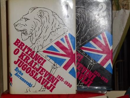 živko avramovski - britanci o kraljevini jugoslaviji