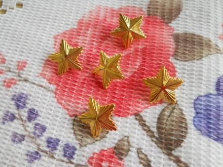 zvezdice 5 komada NOVE
