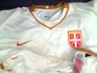 дрес Србија 2008/09 бели