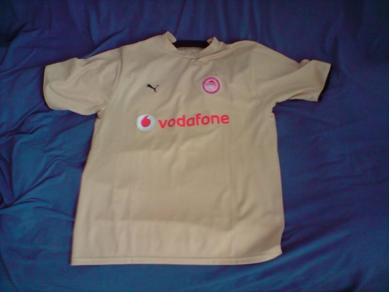дрес olympiakos 3 - 2006/07