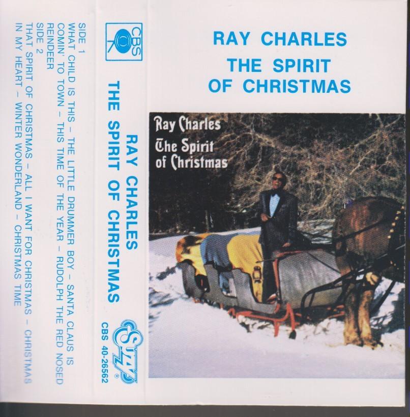 Ray Charles That Spirit Of Christmas.F Ray Charles The Spirit Of Christmas Kupindo Com 48957485