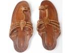 """Kolhapuri Chappals"" (INDIA) – ženske kožne sandale"