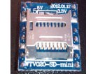♦ MP3 audio modul za arduino - WTV020-SD-16P ♦