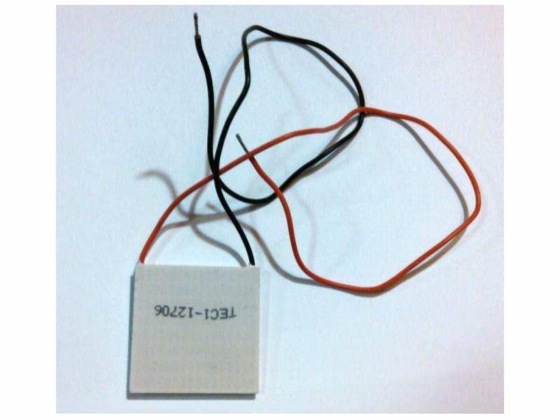 ♦ Peltier element za hladjenje-grejanje 12V 60W ♦