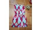 ♫ ♪ ♫ MARCIANO svilena haljina NOVO