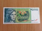 50.000 Dinara 1988 UNC REDJE