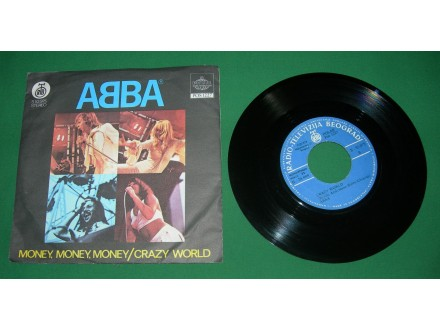 ABBA ‎– Money, money, money
