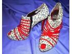 `ALBA MODA` cipele br. 38 - stikla 12cm
