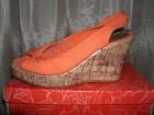 **ALTER**  sandale na platformu - OCUVANE