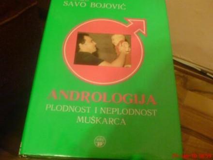 ANDROLOGIJA - Dr. SCI. MED. Savo Bojovic