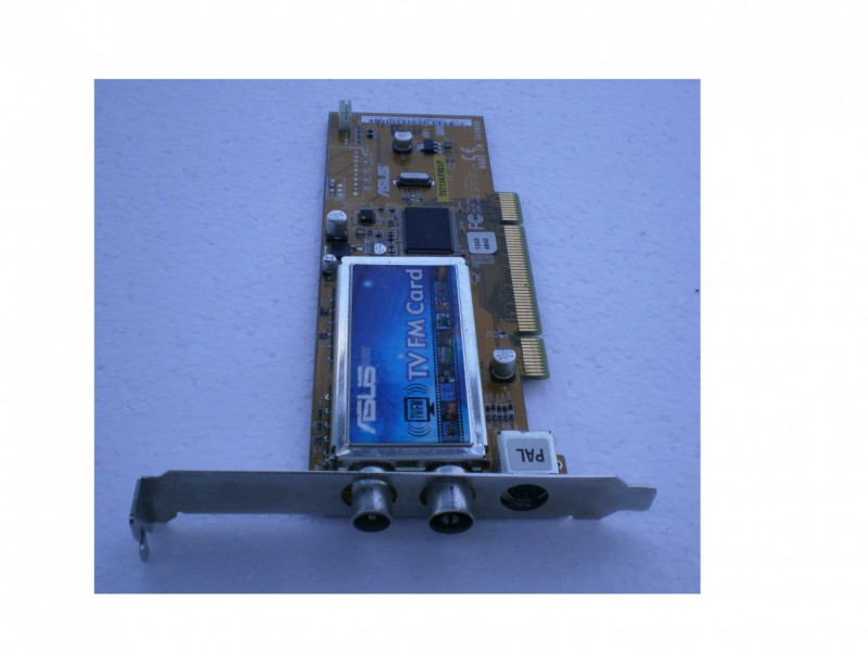 +++ ASUS TV Tuner - ASUS TV kartica