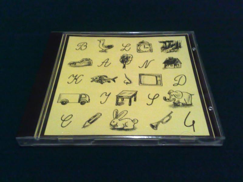 ! CD, Blank Disc (Zrenjanin), Blank Disc IV