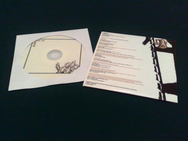 ! CD, Blank Disc (Zrenjanin), Blank Disc XI