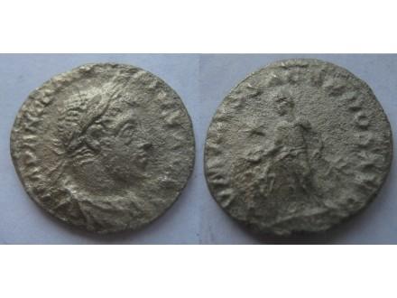 Caracalla 198-217 A.D.-silver denarius