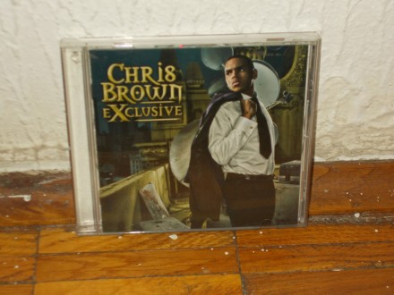 Chris Brown  ‎– Exclusive