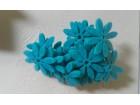 *F548--.Filc cvet ,plavo,25mm / kom