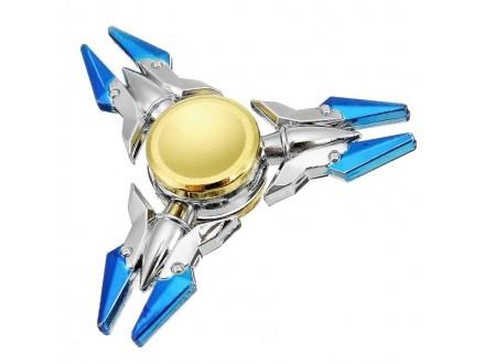 Fidget spinner (fidžet spiner) metalni, NOVO! /Br.061