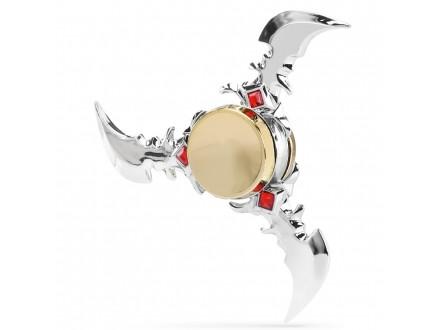 Fidget spinner (fidžet spiner) metalni, NOVO! /Br.099