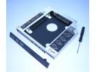 `Fioka` za dodatni HDD za Laptop 12,7mm Caddy + maska