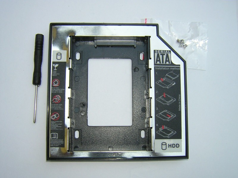 `Fioka` za dodatni HDD za Laptop 12,7mm