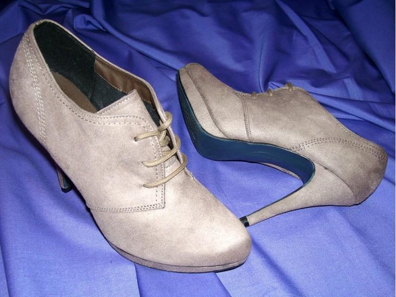`GRACELAND` cipele br. 39 - stikla 11cm