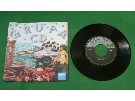 Grupa CD – Sretan Čovjek  / Tama