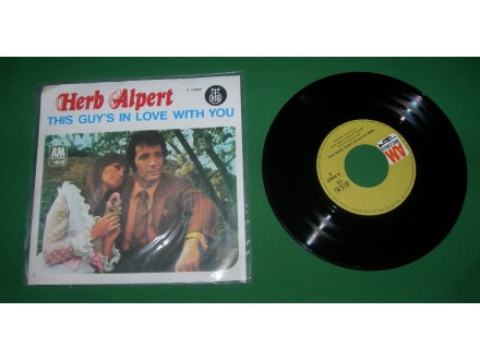 Herb Alpert ‎– This guy`s in love with you