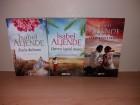 ISABEL ALJENDE - komplet tri knjige
