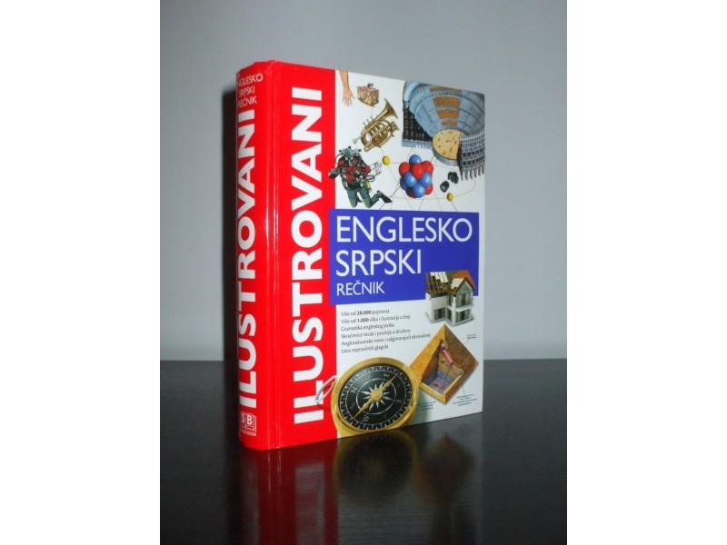 Ilustrovani englesko–srpski rečnik sa gramatikom, novo