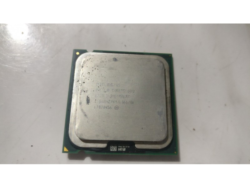 Intel Core 2 Duo E6320 1.86GHz 4MB FSB1066 S775