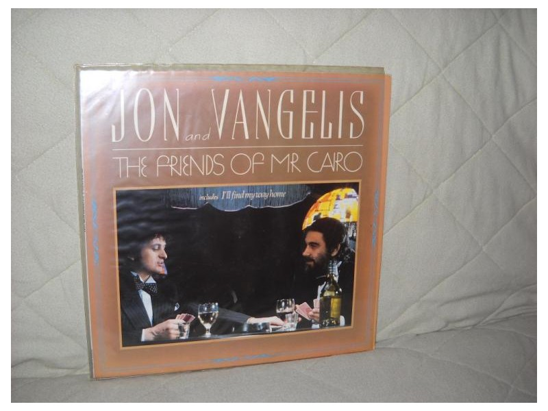 Jon And Vangelis-The Friends Of Mr Cairo