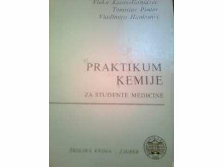 KARAS-GAŠPAREC, PRAKTIKUM KEMIJE ZA STUDENTE MEDICINE