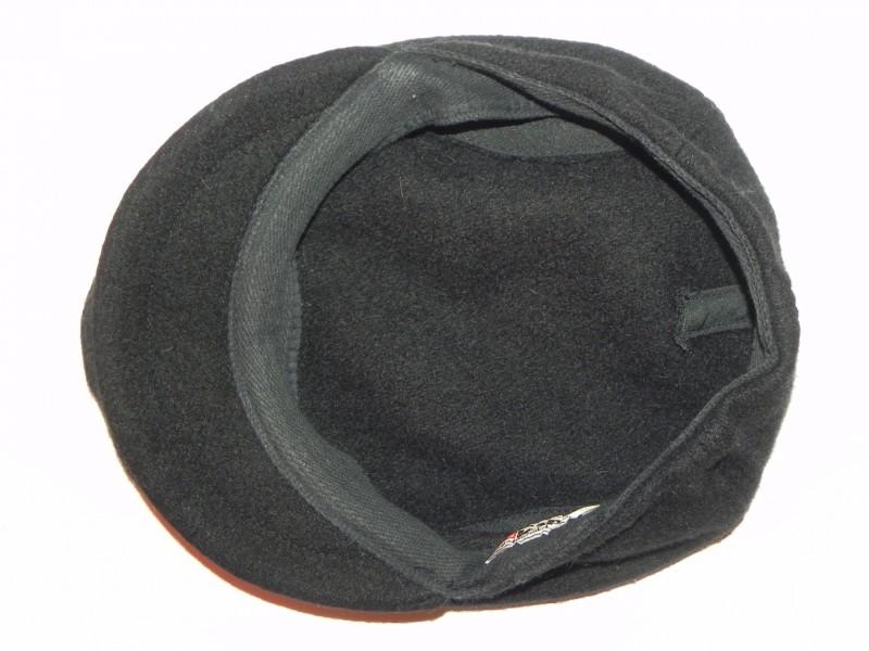 * LUKA KAPE * Crna engleska kapa-kačket * DEČIJI MODEL