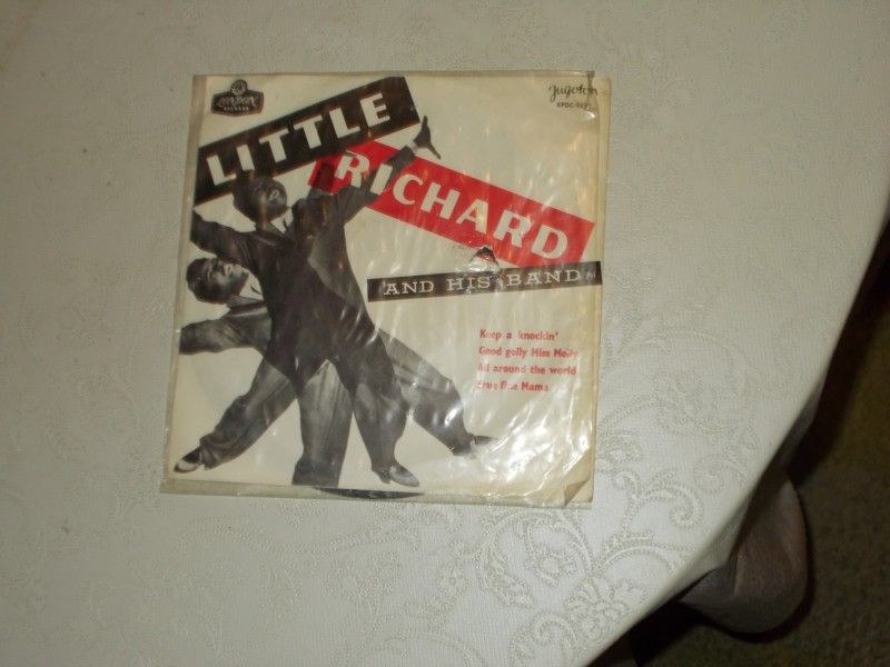 Little Richard‎– Little Richard And His Band