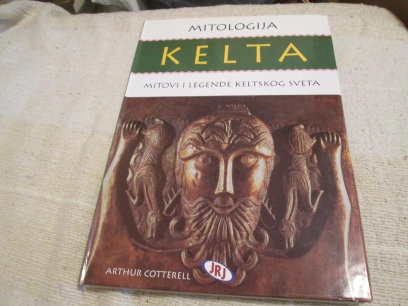 MITOLOGIJA KELTA;  ARTHUR COTTERELL