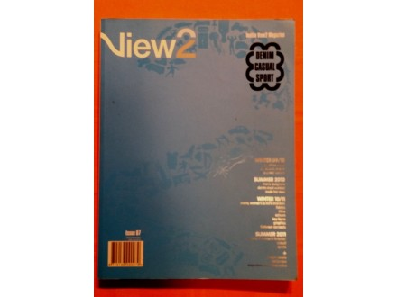 *MODNI MAGAZIN**VIEW 2 /Textile View2Magazine