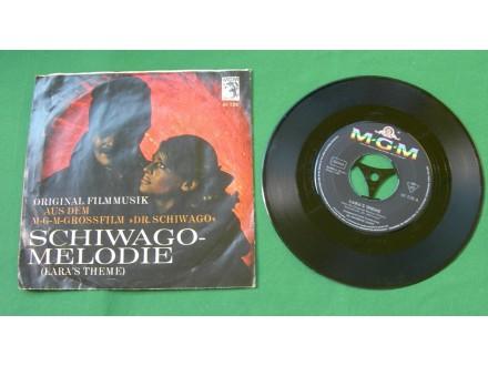Maurice Jarre – Schiwago Melodie (Lara`s Theme)