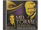 Mel Torme* & Buddy Rich ‎– Together Again - For The Fi